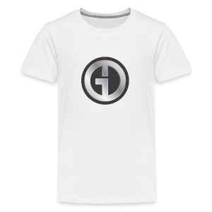 Gristwood Design Logo (No Text) For Dark Fabric - Kids' Premium T-Shirt
