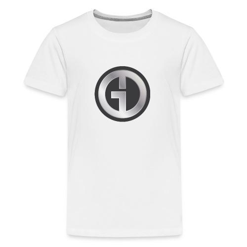 Gristwood Design Logo (No Text) For Dark Fabric - Kids' Premium T-Shirt