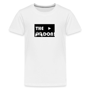 The Don's Official Shirt - Kids' Premium T-Shirt