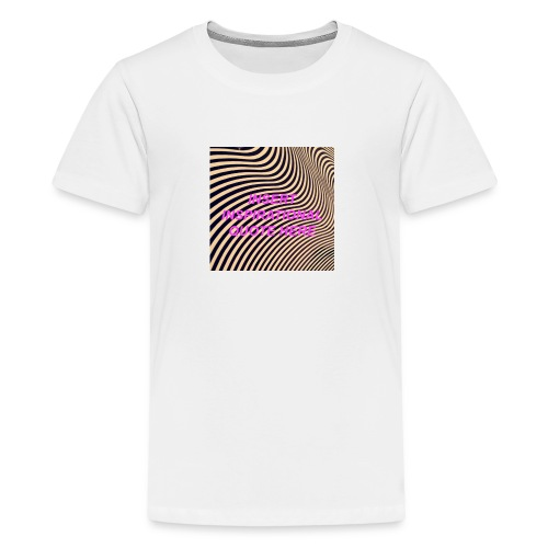 insert hypnosis here - Kids' Premium T-Shirt