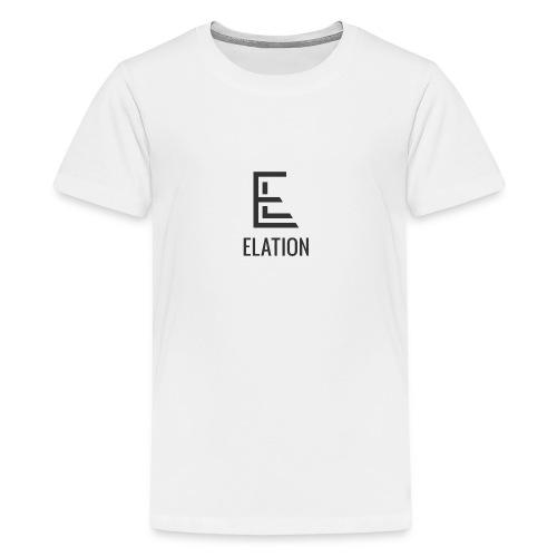 ElationDarkLogo - Kids' Premium T-Shirt