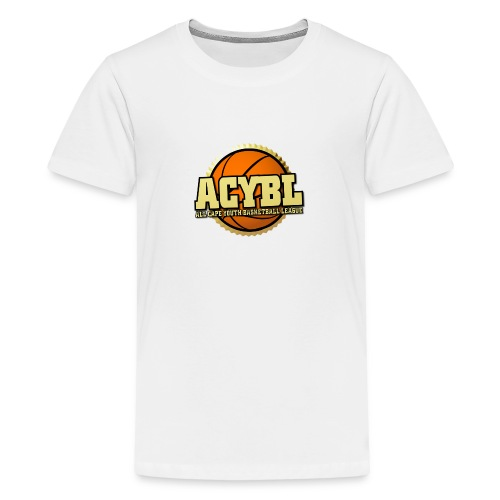 ACYBL : ALL CAPE YOUTH BASKETBALL LEAGUE - Kids' Premium T-Shirt