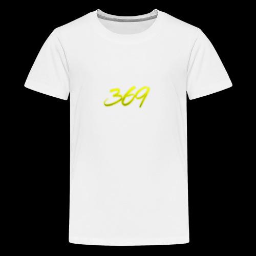 369 Custom Shirts - Kids' Premium T-Shirt