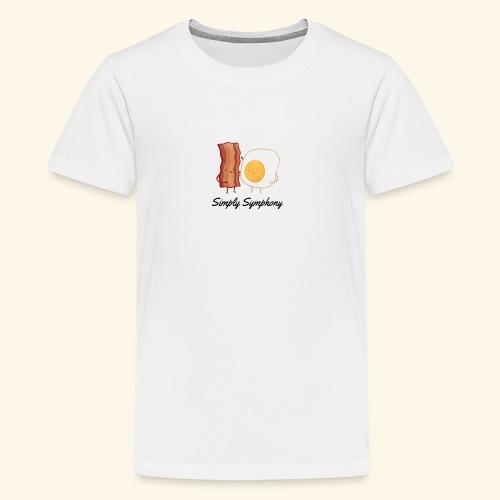 Eggs and bacon - Kids' Premium T-Shirt