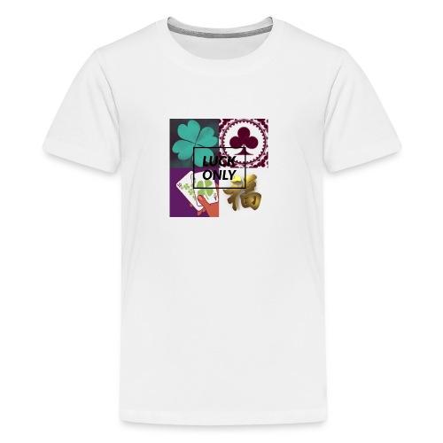 Luck Only Set 1 - Kids' Premium T-Shirt