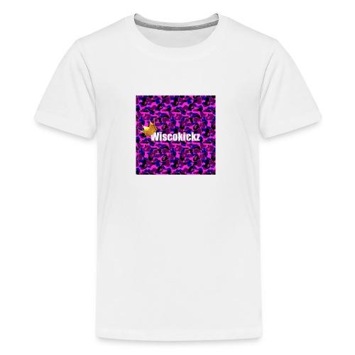 Wiscokickz - Kids' Premium T-Shirt