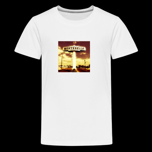 Montebello Welcomes You - Kids' Premium T-Shirt