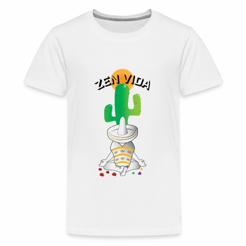 Zen Vida - Kids' Premium T-Shirt