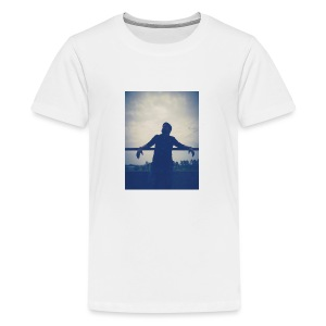 Men's Tshirt with ManuImage - Kids' Premium T-Shirt