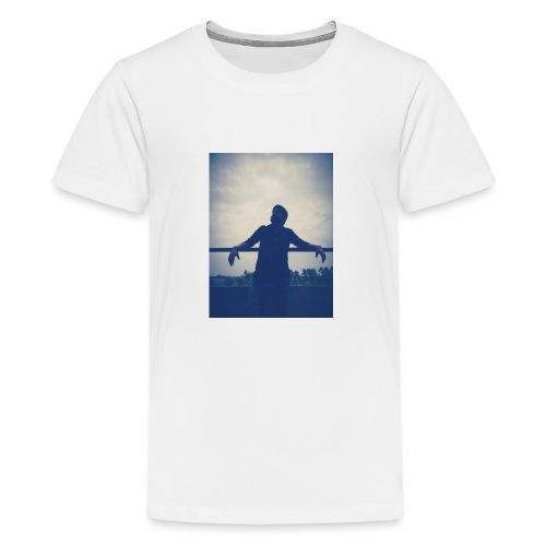 Men's Tshirt with ManuImage - Kids' Premium T-Shirt