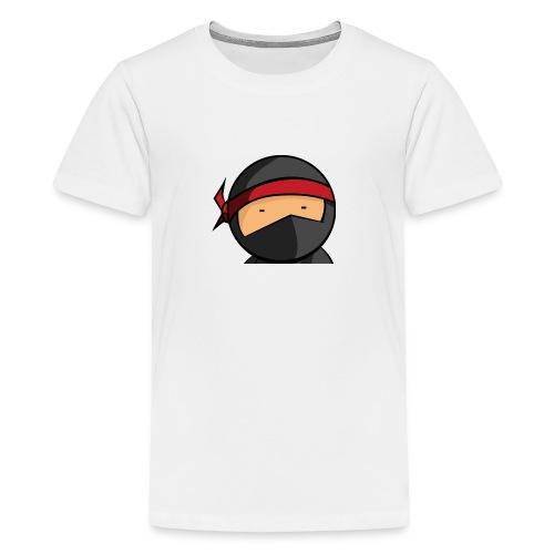 redninjagames logo - Kids' Premium T-Shirt