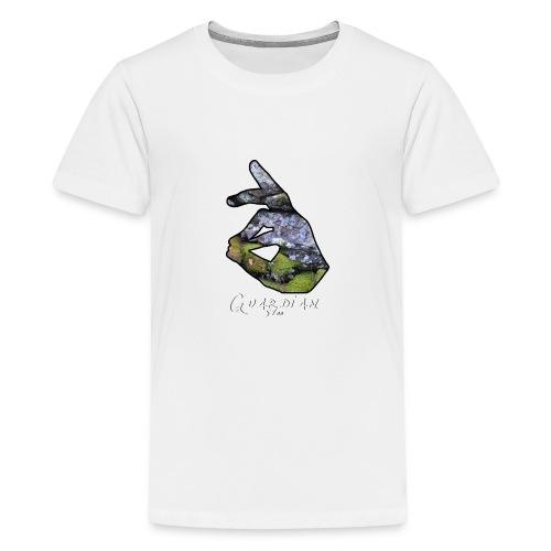Guardian bricks - Kids' Premium T-Shirt
