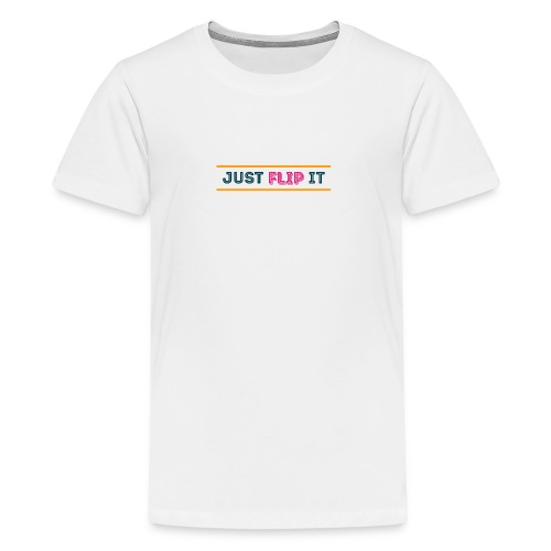 just flip it apparel - Kids' Premium T-Shirt