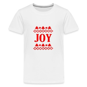 Christmas Joy - Kids' Premium T-Shirt