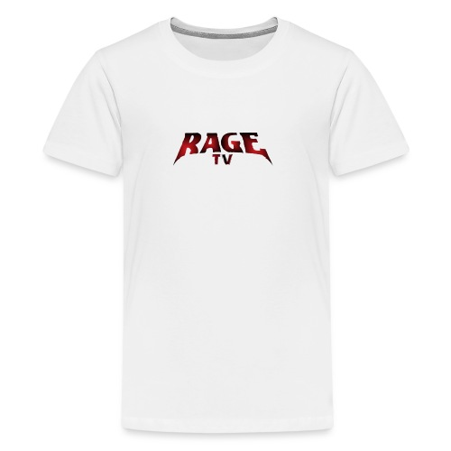 RAGE TV - Kids' Premium T-Shirt
