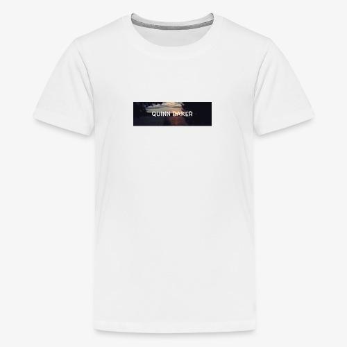 YouTube Intro Design - Kids' Premium T-Shirt