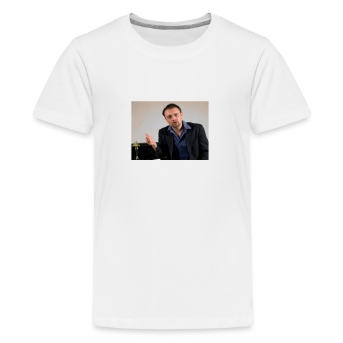 Justin Stoney as Leonardo - Kids' Premium T-Shirt