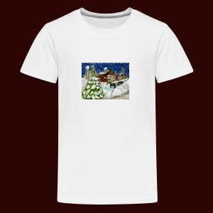 Old Christmas - Kids' Premium T-Shirt