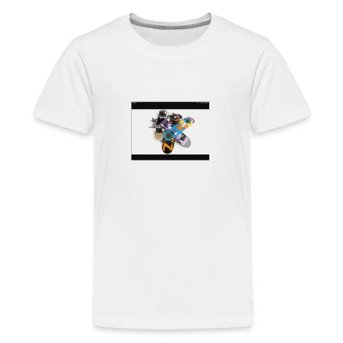 Skate board - Kids' Premium T-Shirt