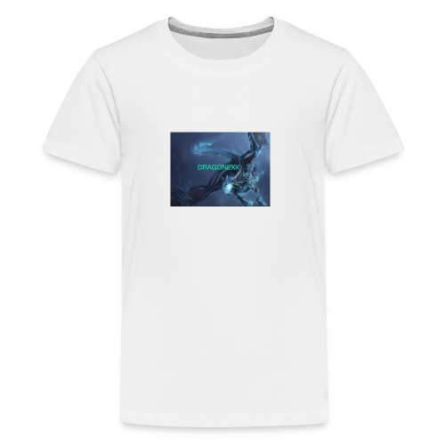 Neon blue - Kids' Premium T-Shirt