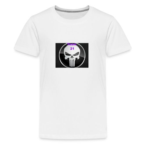 Team 21 white - Kids' Premium T-Shirt