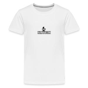 Number One Nation - Kids' Premium T-Shirt