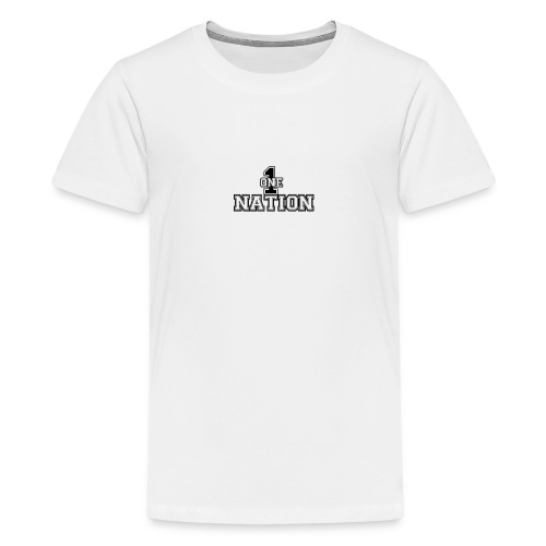 Number One Nation - Kids' Premium T-Shirt