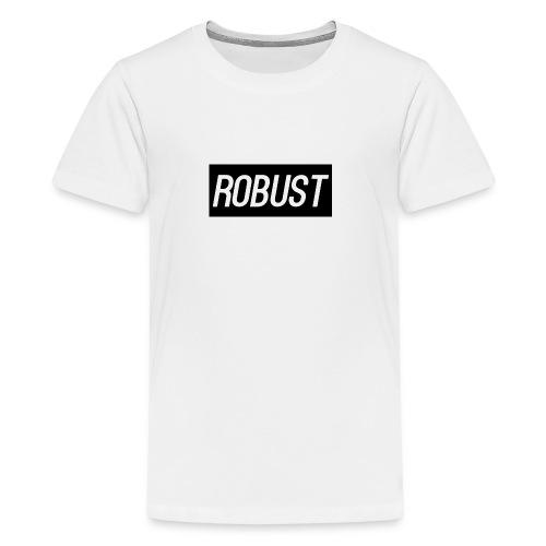 Robust Logo for merch - Kids' Premium T-Shirt
