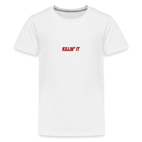 KILLIN' IT MERCH - Kids' Premium T-Shirt