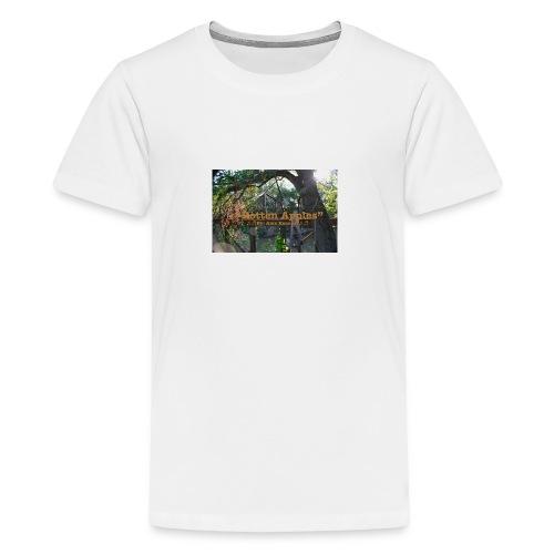 Rotten Apples design - Kids' Premium T-Shirt