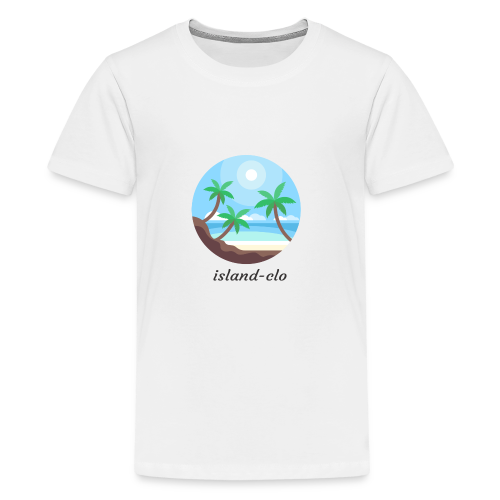 Island clothing - Kids' Premium T-Shirt