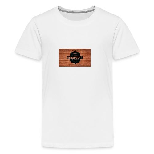 youtubebannerbeadedme - Kids' Premium T-Shirt