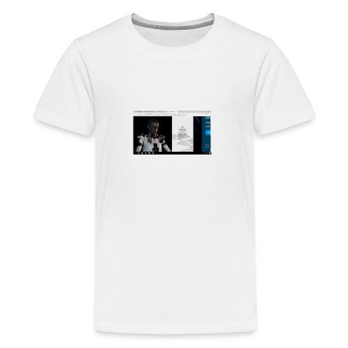 Screenshot 2017 08 11 at 12 00 33 PM - Kids' Premium T-Shirt