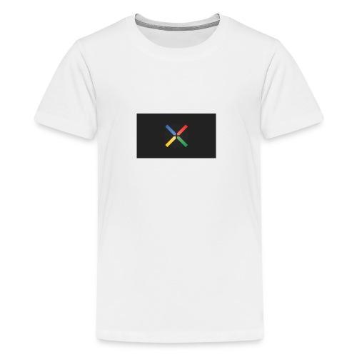 Nexus Gray - Kids' Premium T-Shirt