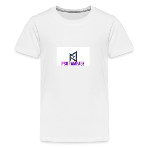 PAU RAMPAGE - Kids' Premium T-Shirt