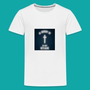 Oh wait he's alive - Kids' Premium T-Shirt