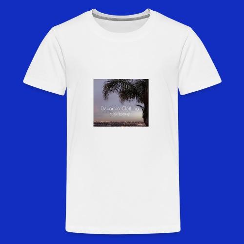 California J10 - Kids' Premium T-Shirt