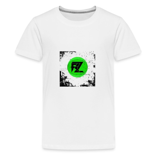 EXPERIENCE THE BASS - Kids' Premium T-Shirt