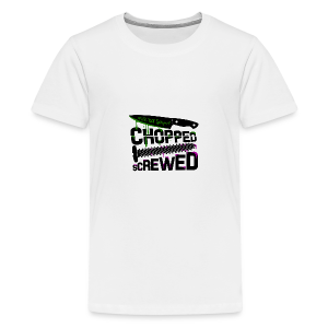 Chopped and Screwed - Kids' Premium T-Shirt