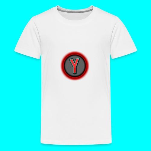 CoolYeti LOGO - Kids' Premium T-Shirt