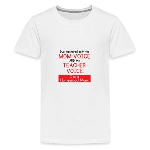 Voice Master - Kids' Premium T-Shirt