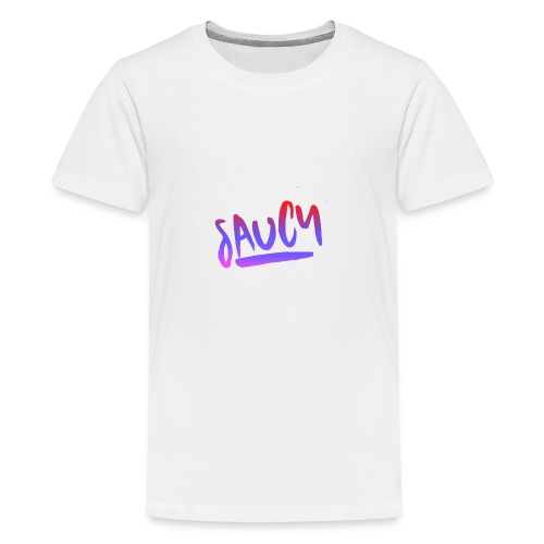 Saucy - Kids' Premium T-Shirt