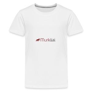 Murkliai - Kids' Premium T-Shirt