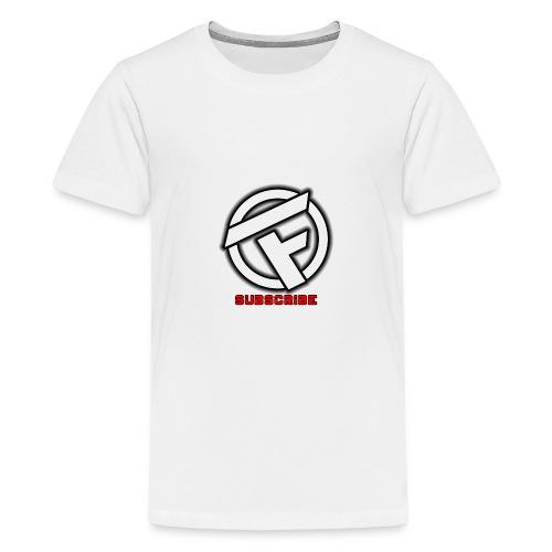 Subscribe Logo - Kids' Premium T-Shirt