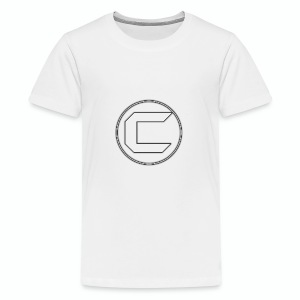 White Cyphon Clan Logo - Kids' Premium T-Shirt