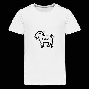 Tony Da Goat - Kids' Premium T-Shirt
