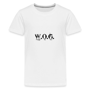 wog1 - Kids' Premium T-Shirt