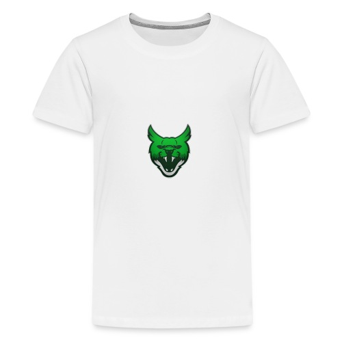Zarah Mascot - Kids' Premium T-Shirt