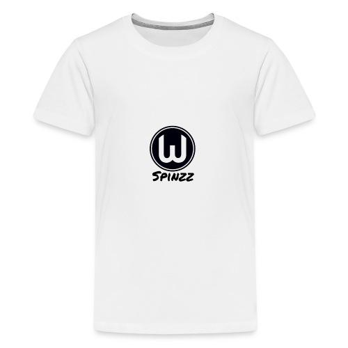 Spinzz Logo - Kids' Premium T-Shirt