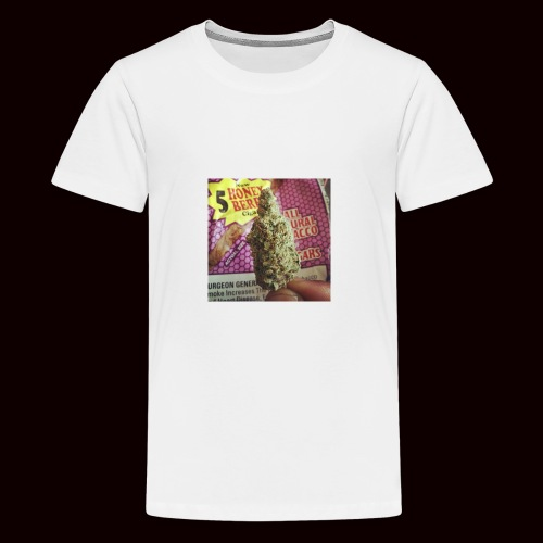 weed the best - Kids' Premium T-Shirt